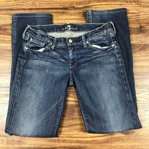 7 For All Mankind Straight Style Size 29